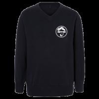 Sweter chłopięcy-nowe logo
