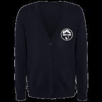 Sweter dziewczęcy-nowe logo